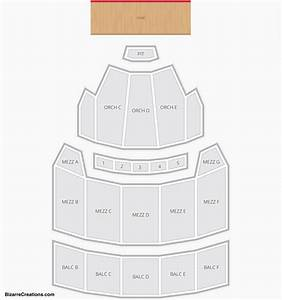 The Bushnell Seating Chart Seating Charts Tickets