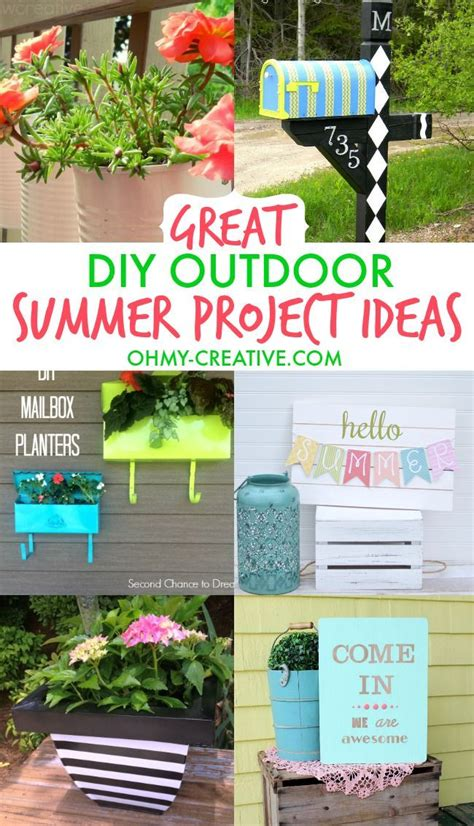 58 best images about diy outdoor decor on