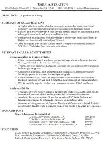 10 effective resume writing guidelines functional resume exle for editing susan ireland