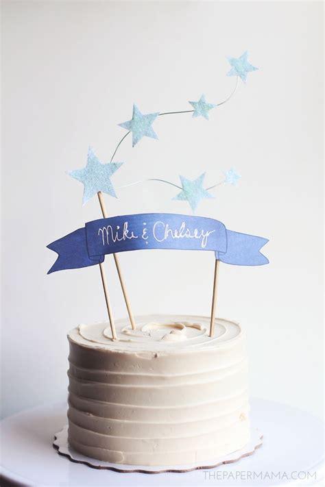 happy birthday banner cake topper printable printable