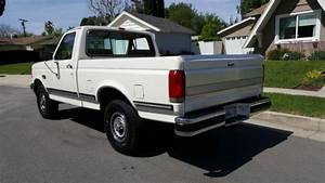 Classic 1987 Ford F150 4x4 Xlt Lariat Short Bed For Sale