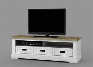 Meuble Tv Blanc Et Bois : javascript est d sactiv dans votre navigateur ~ Teatrodelosmanantiales.com Idées de Décoration