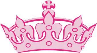 Pink Tiara Clip Art At...Pink Princess Crowns Logo