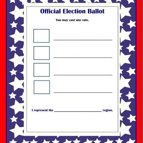 voting ballot template voting ballot template blank voting ballot template 38313 templates data