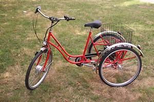 Senioren Dreirad Gebraucht : elektro dreirad wulfhorst tempus 26 senioren rad 7 gang ~ Kayakingforconservation.com Haus und Dekorationen