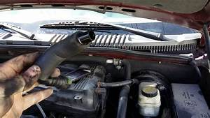 2006 Ford Explorer Pcv Valve Location And Replacement