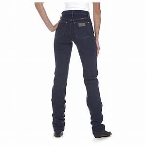 Wrangleru00ae Womenu0026#39;s 36u0026quot; Inseam Cowboy Cut Slim Fit Jeans ...