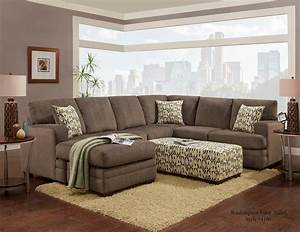Jesse cocoa sectional by washington sectional sofa sets for Sectional sofa sets online