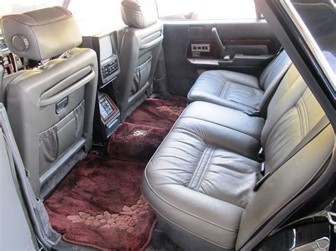 toyota limo interior toyota century 10 coolest second hand cars you can afford