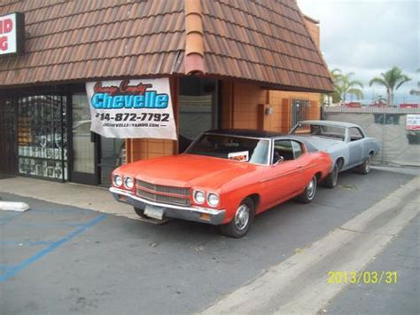 purchase   chevelle heavy chevy  cantril iowa