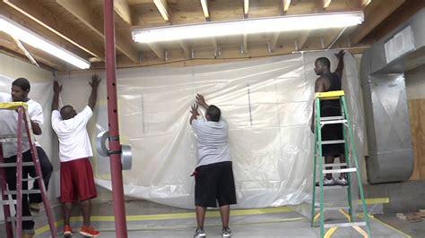 building  abatement enclosure  asbestos lead mold