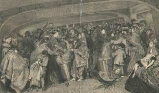 1890 Irish Immigrant Ship