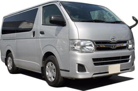 Review Toyota Hiace by 2012 Toyota Hiace Review Topcar Co Ke