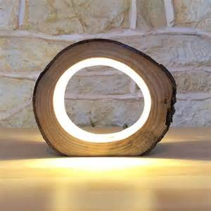 Tree Trunk Table Lamp by 16 Fascinating Diy Wooden Lamp Designs To Spice Up Your