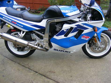 2010 Suzuki Gsxr 750 For Sale by 1991 Suzuki Gsx R 750 For Sale Right Side 2