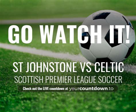 St Johnstone vs Celtic   Scottish Premier League Soccer 2020