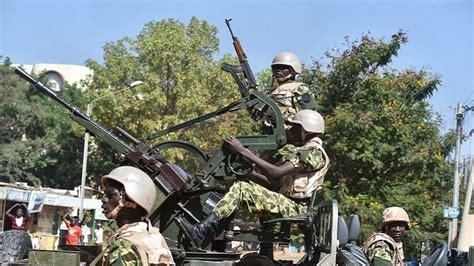 ما هو حجم تهديد الجماعات الإسلامية في بوركينا فاسو؟ الجيش يعلن سيطرته على الحكم في بوركينا فاسو (فيديو) - RT Arabic