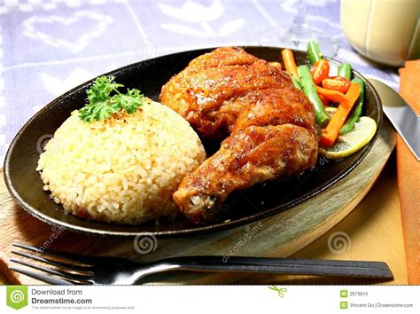 cooking cuisine sizzling chicken royalty free stock photo image 2676615