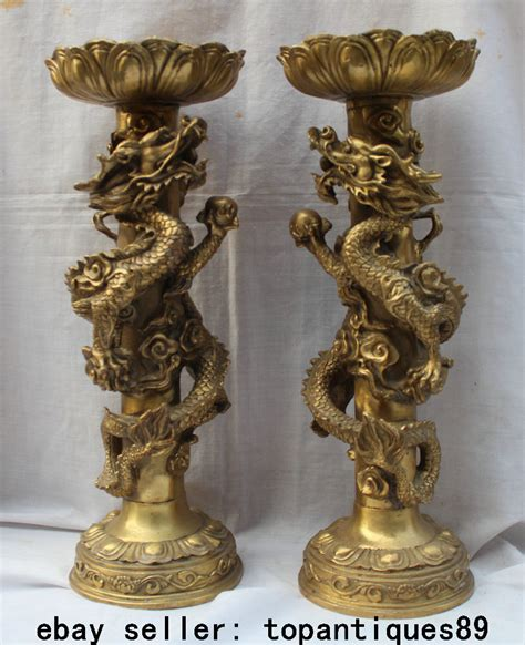 antique candle holders exquisite and classical vintage candle holders home