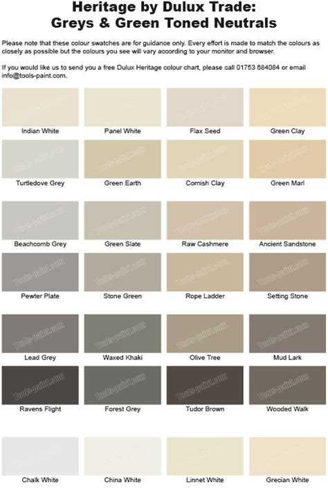 the 25 best ideas about dulux colour chart on