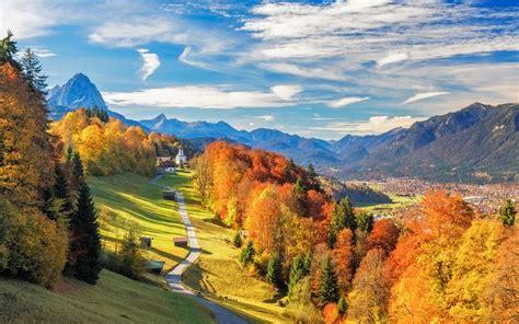 Beautiful Fall Leaves Around The World  Travel + Leisure