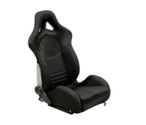 siege baquet avec airbag siege baquet spl bs4 noir et coutures rouges avec coque en