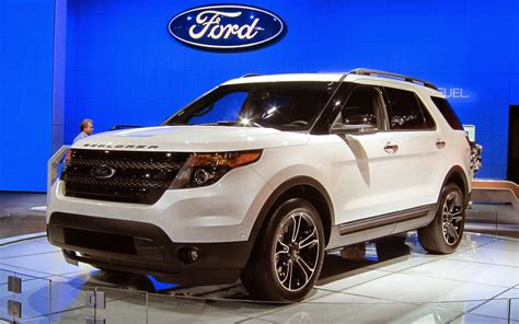 Ford Explorer Redesign by 2014 Ford Explorer Release Date Redesign Price