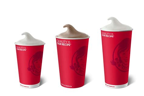 I do not own any of it. wendy's frosty flavors