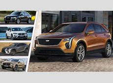 How The 2019 Cadillac XT4 Stacks Up To Audi Q3, BMW X1