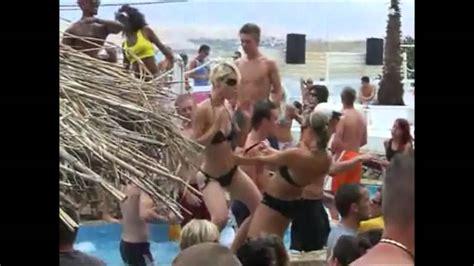 Drunken Girls Get Naked On Party Youtube