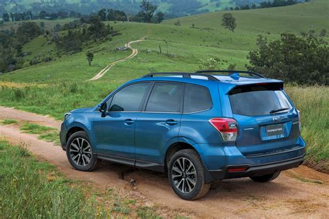 subaru forester 2018 subaru forester pricing and specs same looks more