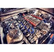 Ter Tech's New Drifting Car – BMW M3 E36 With Corvette