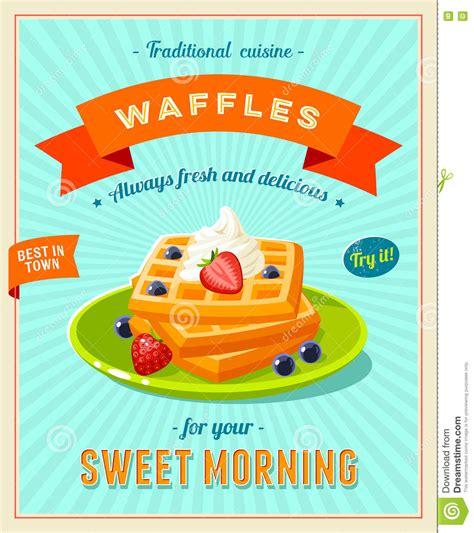 affiche cuisine affiche cuisine vintage affiche de couleur de nourriture