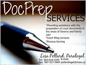 Cost effective divorce document preparation other legal for Divorce document preparation services