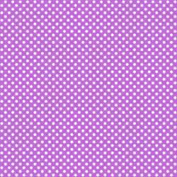 Purple Polka Dot Digital Paper