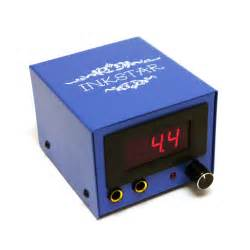 inkstar bluebox tattoo power supply unit for liner