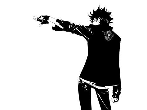 Anime Sketch Wallpaper - boy in black jacket anime sketch hd wallpaper wallpaper