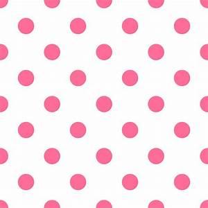 Pink Polka Dots - ClipArt Best