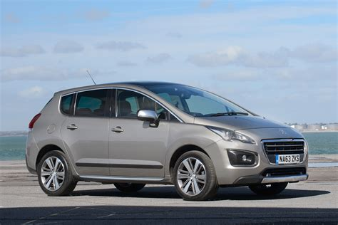 peugeot 1008 used used peugeot 3008 review auto express