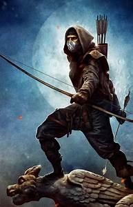 2D Art: Assassin of the Silver Flame - 2D Digital, Digital ...