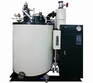 Oil Fired Steam Generator