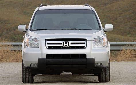 2008 Honda Pilot Towing Capacity Specs