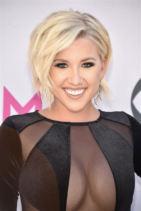 Savannah Chrisley Wore The Hell Out Of A Dress At The CMA