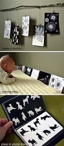 Montessori Spielzeug Baby : mobile schwarz wei montessori baby baby kinder und spiele f r baby ~ Orissabook.com Haus und Dekorationen