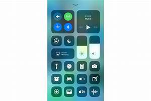 The new control center panels for iOS 11 look like Apple ...