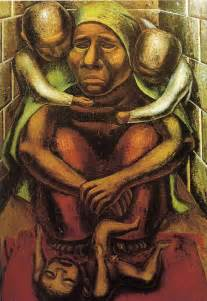 david alfaro siqueiros escape into life