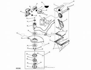 Dr Power Em5 2  Cordless Lawn Mower Parts Diagram For