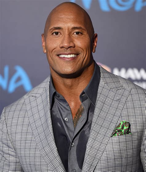 dwayne johnson    crying constantly   opens