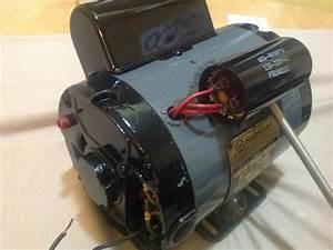 Motor Single Phase Wiring Diagram