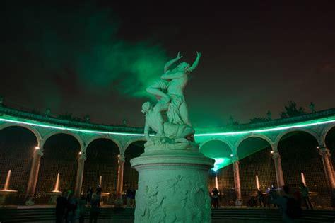 Les Grandes Eaux Nocturnes Château de Versailles Spectacles